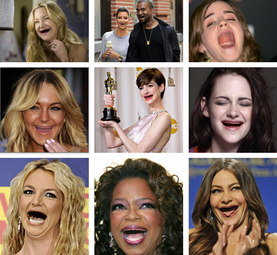 collegehumor:  Actresses Without Teeth [Click for more] The cast of Scary Movie 5? via: actresseswithoutteeth