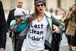 suprem-3:  8read:  fanqirled:  iconic-vogue:  Cara Delevingne  I idolize her   baby  She is my spiritual animal