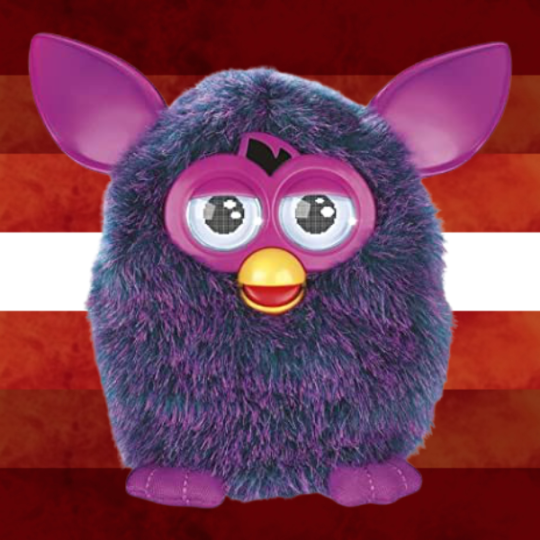 Furbies are going to super hell for eldritch queer crimes and to keep @god-is-a-furby company!!! #furbies#super hell#your fave #your fave is going to super hell #requested
