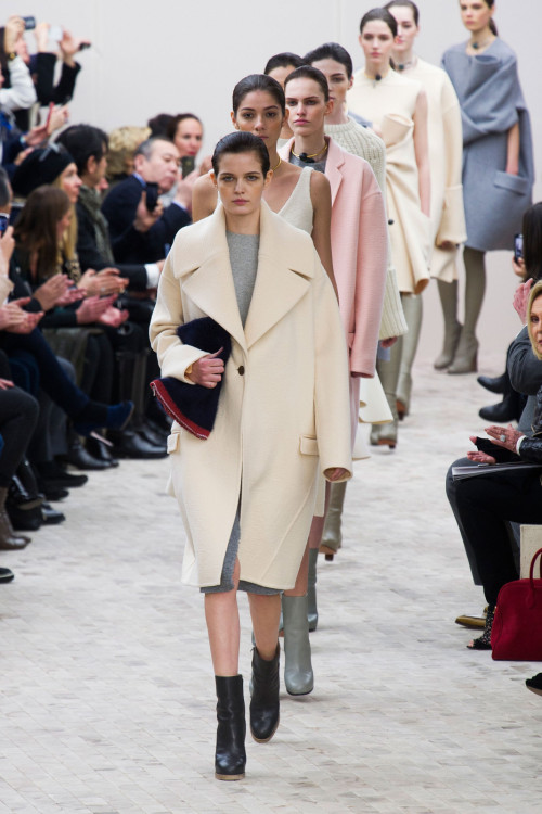 the-front-row:  celine fall/winter 2013-14