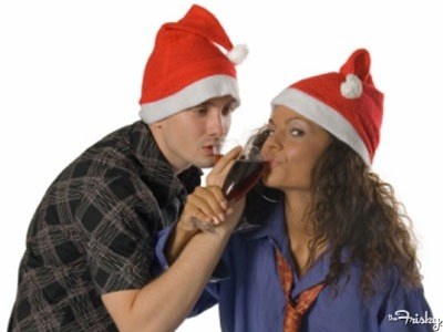 4 (Other) Reasons Not To Hook Up At The Holiday Party