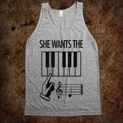 I want this!!!!!!! All my musicians will get this………..then they will want one too. LMAO