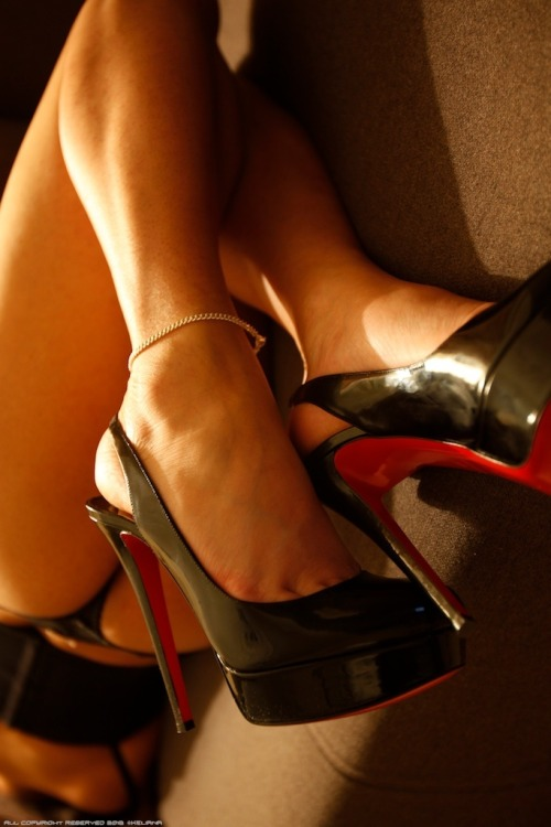 I love a woman in some sexy high heels
