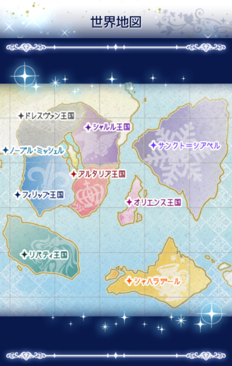Kvethans be my princess season world mapgrey land