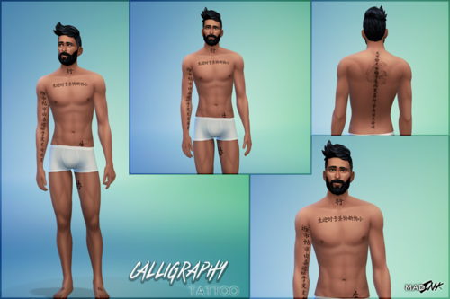 93e6c6c3d Simple Female Tattoos Sims 4 Related Keywords & Suggestions - Simple ...