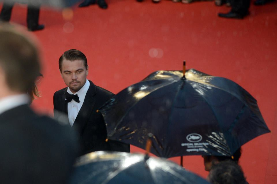 satiricon:  Leonardo DiCaprio at the 66th Festival de Cannes.