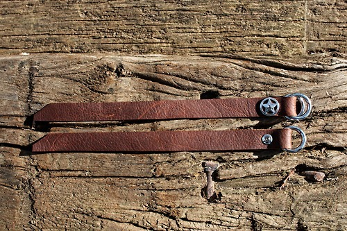 The KeyFob/Watch Strap from HoldFast makes a perfect stocking stuffer!