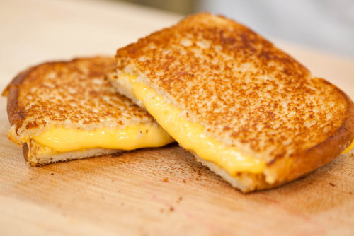 It's National Grilled Cheese Day! Celebrate with a slice of our extra-special, melt-in-your-mouth DIY American Cheese.
