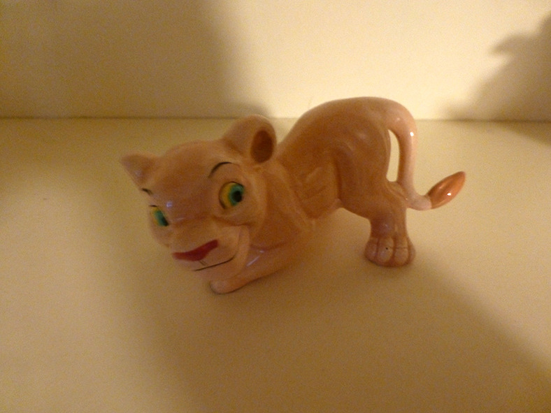 thedisneycollector:  Just posted this adorable Porcelain figure of Nala from the Lion King on Ebay! (: You can find her and all the other sets in my items for Sale on Ebay. My Ebay Name is : TheDisneyCollector All Proceeds will be going to my Fiance' and I's trip to Disney World for our anniversary!!