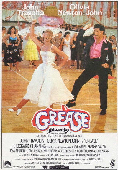 "thenightripper:   1001 Movies You Must See Before You Die: ""Grease"" (1978)"