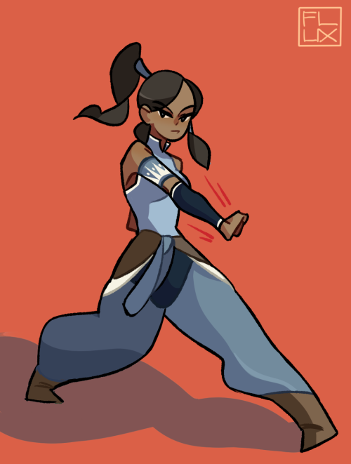 I got a request to draw korra sometime ago and never got around to it I'm surprised I've never actually drawn her before