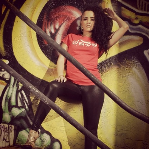 #model @mercedesdleon @daseclothing #photography @fleitas127 #dasé #streetwear #fashion #clothing #streetart #graffiti #miami