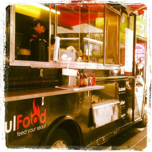 #seoulfood #lunch #foodtruck #NYC