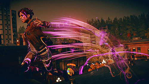 paganmins:  inFAMOUS: First Light