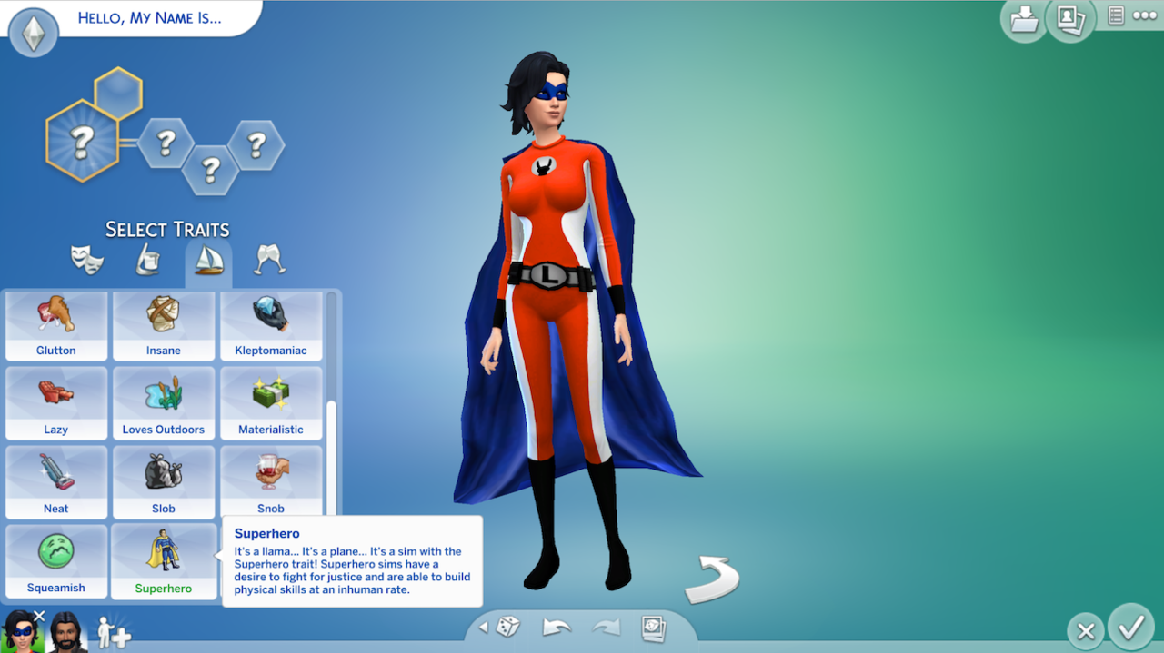 Dbclayton s superhero mod pack v 1 1 the sims 4 for Mods sims 4 muebles