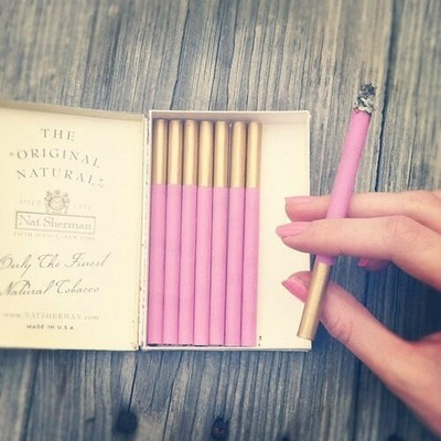heddacristine:  Love Bitch🚬💗 on @weheartit.com - http://whrt.it/10zIUGm
