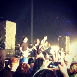 Of Mice and Men! (at Skate And Surf Festival)