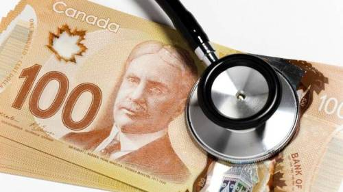 Canadians use average of $220,000 in public health care over lifetime Canadians consume, on average, just over $220,000 in publicly funded health-care services over a lifetime, newly published data show. Spending is fairly consistent across income groups, despite significant differences in the health status of rich and poor, according to the analysis from the Canadian Institute for Health Information. People in the lowest-income group have $237,500 in lifetime health costs, compared with $206,000 for the highest-income group. The wealthy live an average of five years longer than the poor. But the wealthy also tend to be healthier, so their lifetime cost to the health-care system tends to be less. (From The Globe and Mail, Toronto) http://www.theglobeandmail.com/life/health-and-fitness/health/canadians-use-average-of-220000-in-public-health-care-over-lifetime/article11913571/