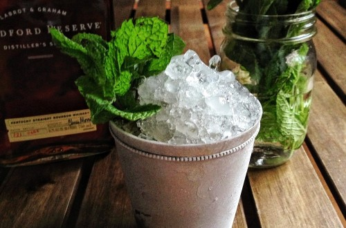 wonderfulpalmettolife:  thestraightup:  Mint Julep #Bourbon #Mint #Simple Syrup View Post  (via TumbleOn)