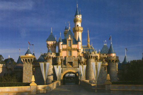 """[Disneyland] is like a sweatshop for actors.""  - Chris Riggins @ Sport's Basement/Good Times at the Grotto [Paraphrase]"