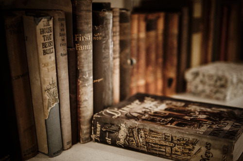 """Old books"" by Brandon Oh"