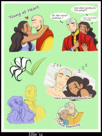 Avatar: Canon Never Felt So GOOD by TheMadWoman-Ellie
