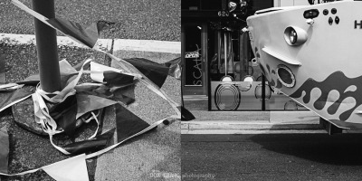 Street Diptych 4 | Victoria, B.C. | April 2013 | Don Craig