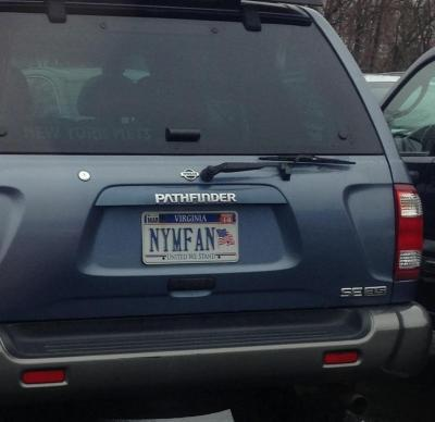 Spotted: NJ 2013 by Kelly! NYMFAN