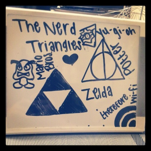 I was bored and realized something o.o #zelda #harrypotter #ssmb mariobros #wifi #yugioh