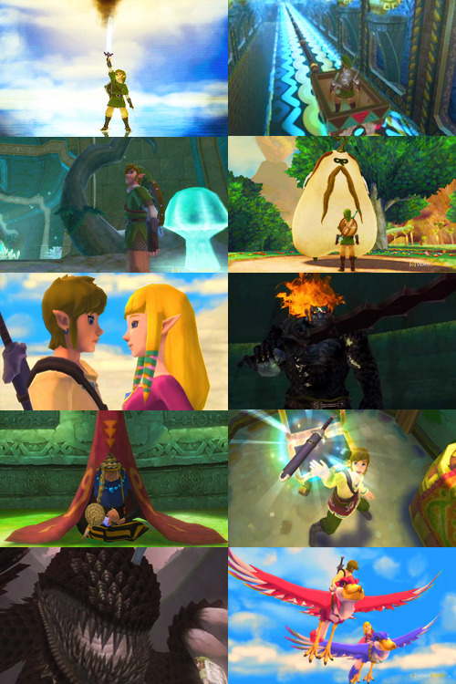 Skyward Sword (2/2)