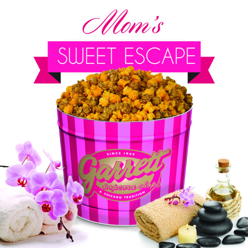 Treat Mom to a sweet escape this Mother's Day.