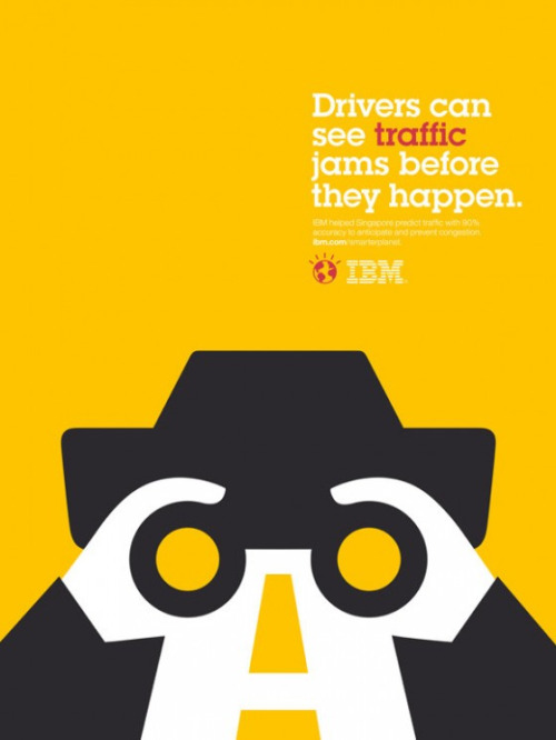 ad-spire:  Credits: Ogilvy for IBM