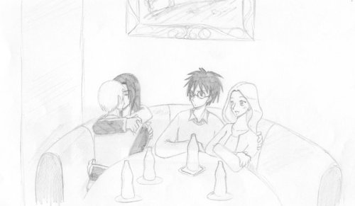 Double Date… Marauder Style by ~pixie-rings