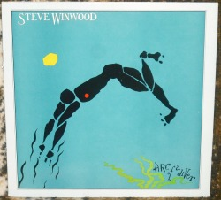 Steve Winwood - Arc Of A Diver.   This music has a tendency to put me to sleep.  Maybe that's why I was surprised to learn that some of the lyrics are by Viv Stanshall of The Bonzo Dog Band.