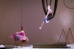 Tangle's Loop in the 2014 Philly Fringe. Photo by Michael Ermilio.