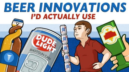 8 Beer Innovations We'd Actually Use