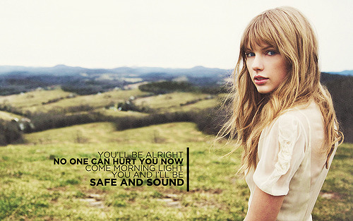 Safe and Sound Wallpaper [x]