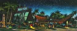 voodootrash:  Mai-Kai Polynesian Restaurant Ft Lauderdale FL via: Edge and Corner Wear  Absolutely ENJOY this place thoroughly! Atmosphere, Gardens, floor shows, food, DRINKS!