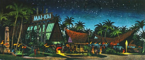 Mai-Kai Polynesian Restaurant Ft Lauderdale FL via: Edge and Corner Wear