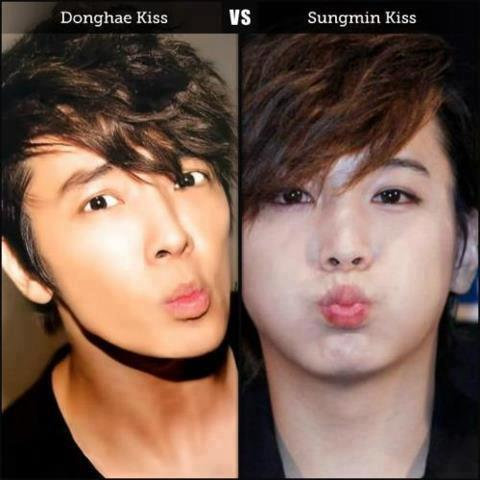 kpopers143:  Sungmin or Donghe?