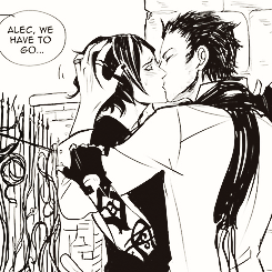City of Heavenly Fire spoiler fanart by Cassandra Jean  i swear, if cassie clare kills off magnus…
