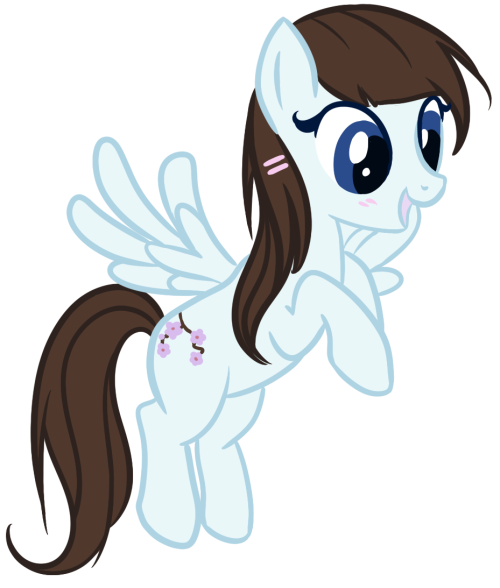 remember when i drew katherine as a pony