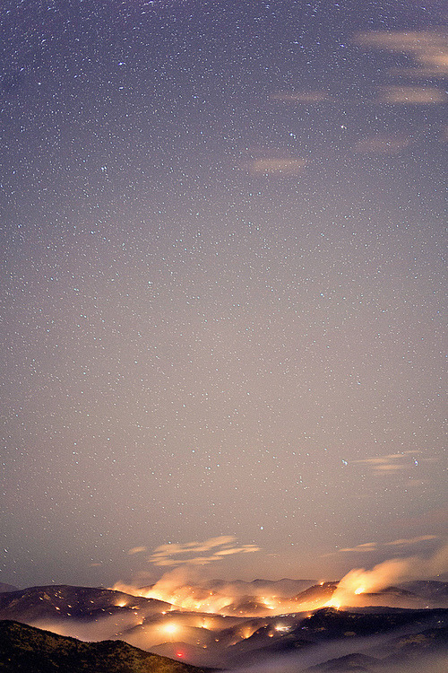 e4rthy:  Night Two by DLevin