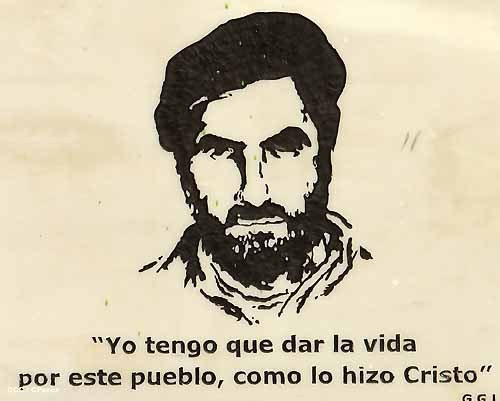 Father Gaspar García Laviana. Sandanista National Liberation Front.