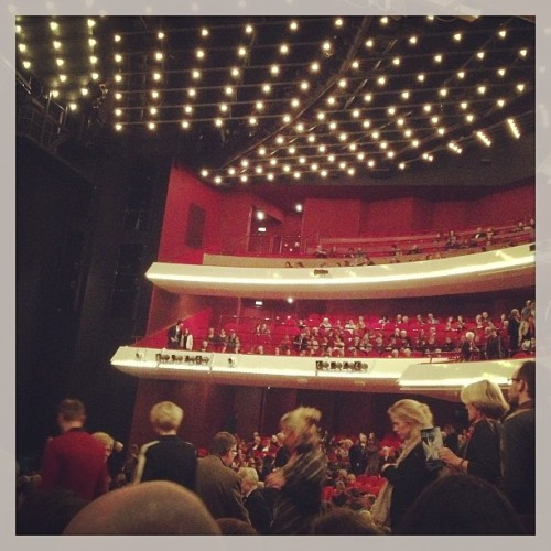 Second movement (at De Nederlanse Opera)