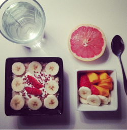 healthy yummy breakfast