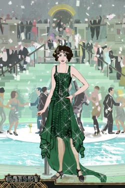 Gatsby Cristina. Make your own: http://apps.warnerbros.com/greatgatsby/avatarcreator/us