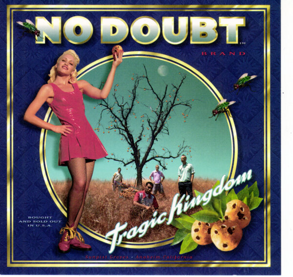 No Doubt - It's been exactly 20 years since @NoDoubt first entered the studio to begin recording #Tr