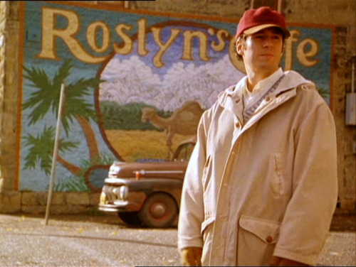 "myn3:   I miss Joel Fleischman… #NorthernExposure @RobMorrow_ RT ""roslynscafe""   Me too… Northern Exposure (1990-1995): Joel Fleischman (Rob Morrow)"
