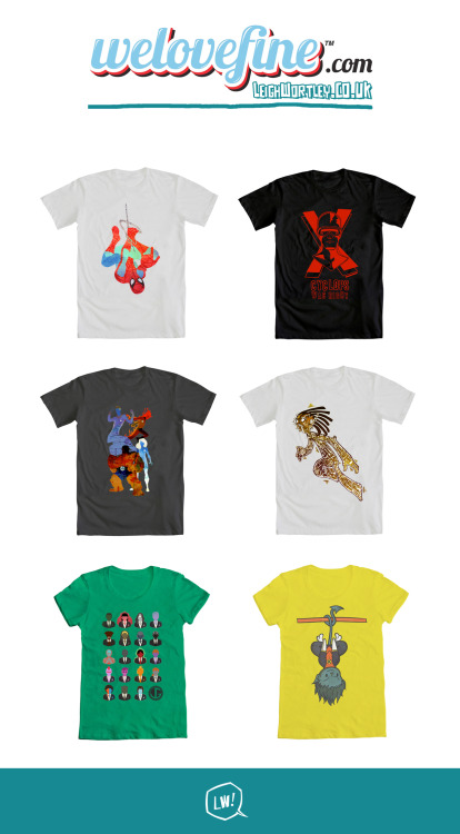 stem-cell:  My t-shirts currently and exclusively to buy over at WeLoveFine.comMore t-shirts and prints to follow in the upcoming weeks!LW!